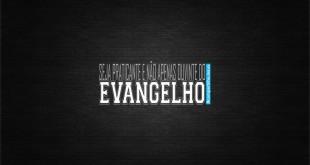 Imagens Evangélicas Praticantes do Evangelho