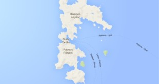A Ilha de Patmos
