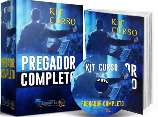 Photo of Curso Completo Para Pregador