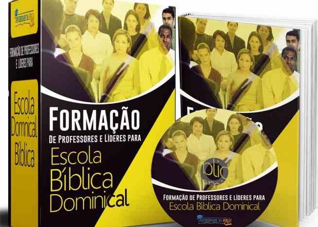 Photo of Curso de Formação de Professores e Líderes Para EBD