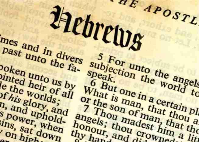 Photo of A Epístola aos Hebreus: Estudo, Resumo e Esboço