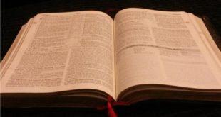 Abreviações dos Livros da Bíblia