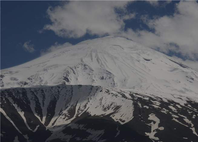 Photo of Monte Ararate na Bíblia