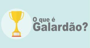 O que é Galardão e qual o seu significado