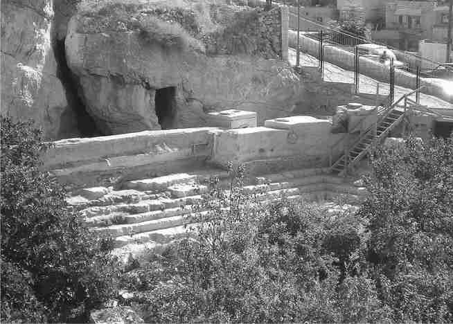 tanque de siloé na bíblia saiba o significado de siloé