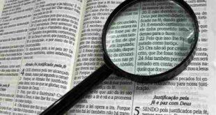 Examinais as Escrituras Estudo João 5:39