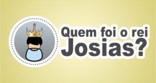 História do rei Josias