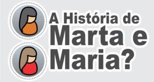 Quem foi Marta e Maria de Betânia