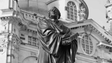 Photo of As 95 Teses de Lutero: Por Que Martinho Lutero Escreveu as 95 Teses?