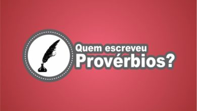 Photo of Quem Escreveu o Livro de Provérbios?