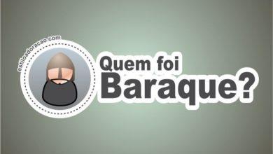 Photo of Quem Foi Baraque?