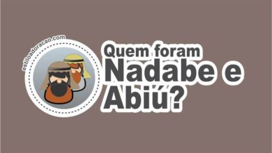 Photo of Quem Eram Nadabe e Abiú, Filhos de Arão?