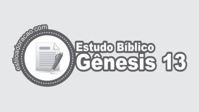 Photo of Estudo Bíblico de Gênesis 13