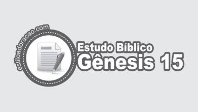 Photo of Estudo Bíblico de Gênesis 15
