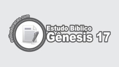 Photo of Estudo Bíblico de Gênesis 17
