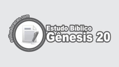 Photo of Estudo Bíblico de Gênesis 20