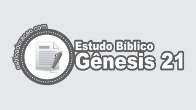 Photo of Estudo Bíblico de Gênesis 21