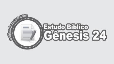 Photo of Estudo Bíblico de Gênesis 24
