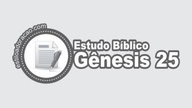 Photo of Estudo Bíblico de Gênesis 25