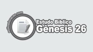 Photo of Estudo Bíblico de Gênesis 26