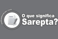 Photo of O Que Significa Sarepta? Como Era a Cidade de Sarepta?