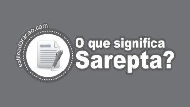 Photo of O Que Significa Sarepta? Como Era a Cidade de Sarepta?