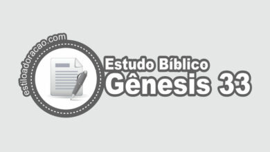 Photo of Estudo Bíblico de Gênesis 33