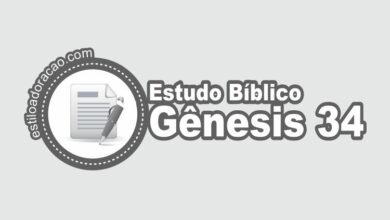 Photo of Estudo Bíblico de Gênesis 34