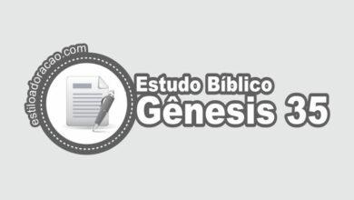 Photo of Estudo Bíblico de Gênesis 35