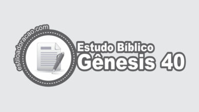 Photo of Estudo Bíblico de Gênesis 40