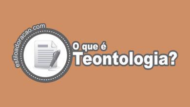 Photo of Qual o Significado de Teontologia?