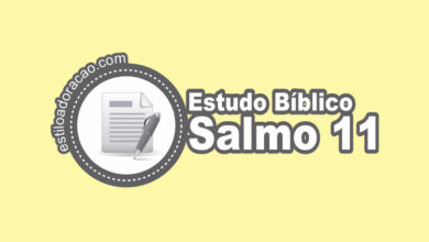 Photo of Estudo Bíblico do Salmo 11