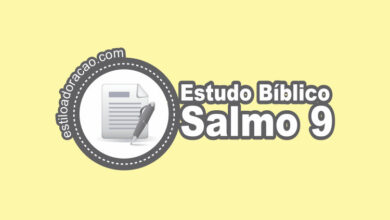 Photo of Estudo Bíblico do Salmo 9