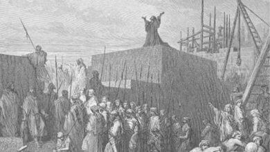 Photo of Zorobabel Recomeça a Construção do Templo