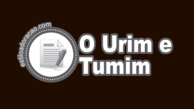 Photo of O Que é Urim e Tumim?