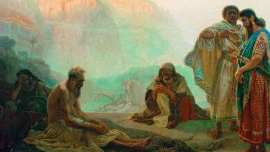 """Photo of O Que Significa """"Amaldiçoa a Deus e Morre"""" no Hebraico?"""