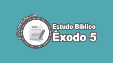 Photo of Estudo Bíblico de Êxodo 5