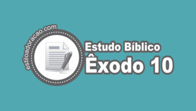 Photo of Estudo Bíblico de Êxodo 10