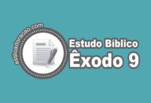 Photo of Estudo Bíblico de Êxodo 9
